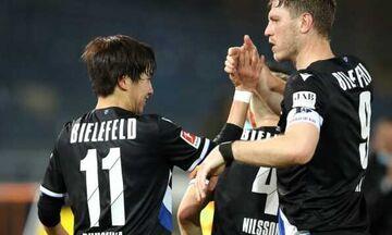 Bundesliga: Τρίποντο σωτηρίας με αυτογκόλ η Αρμίνια Μπίλεφελντ κόντρα στην Φράιμπουργκ!