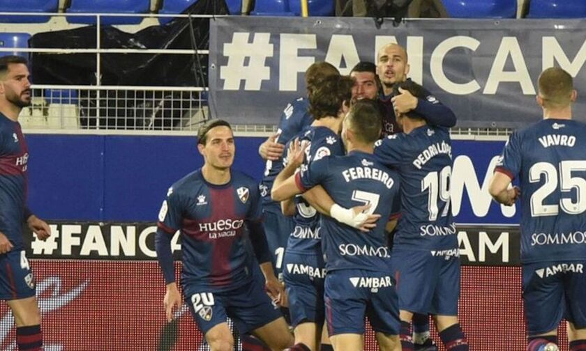 La Liga: Με νίκη... προσπέραση η Ουέσκα έστειλε την Έλτσε στην επικίνδυνη ζώνη!