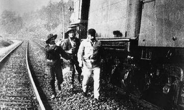 Η πρώτη ληστεία τρένου στην Ελλάδα