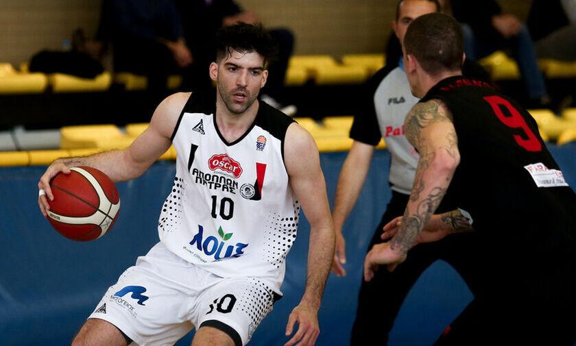 Α2 μπάσκετ: Ο Απόλλων Πατρών νίκησε στο Παγκράτι (βαθμολογία)