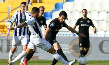 Απόλλων-ΟΦΗ 0-0: Στο τέλος το «Χ»άρηκαν και οι δύο (highlights)