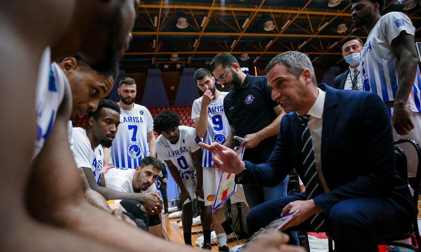 Το πανόραμα της Basket League: Σώθηκε η Λάρισα, έπεσε το Μεσολόγγι (highlights)