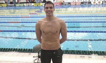 Ο Βαζαίος τρίτος Έλληνας που κατεβαίνει τα 49 δευτερόλεπτα στα 100 μέτρα ελεύθερο