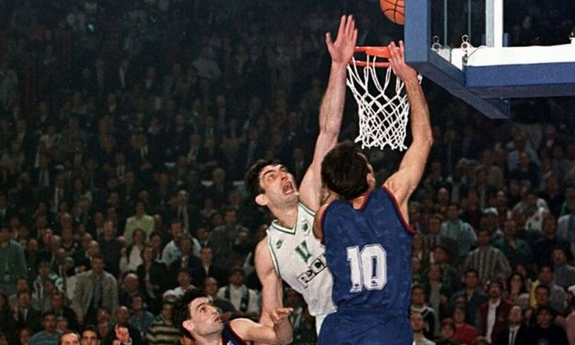 Βράνκοβιτς: «Η τάπα στον τελικό του 1996 ήταν 100% νόμιμη»