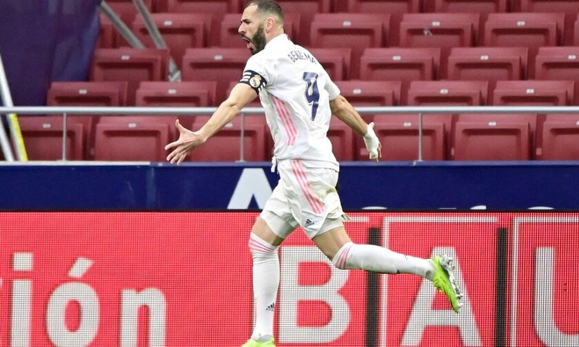 Ρεάλ Μαδρίτης - Μπαρτσελόνα 2-1: Όλα τα γκολ του «clasico» (vids)