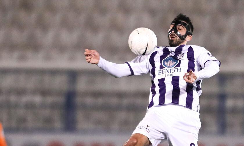 Απόλλων Σμύρνης-ΟΦΗ 0-0: Ιωαννίδης: «Καιγόμαστε για βαθμούς»