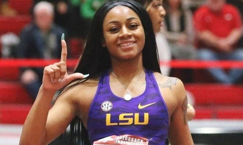 ΣαΚάρι Ρίτσαρντσον: Έγινε η έκτη ταχύτερη γυναίκα στην Ιστορία, με 10.72 στα 100μ.