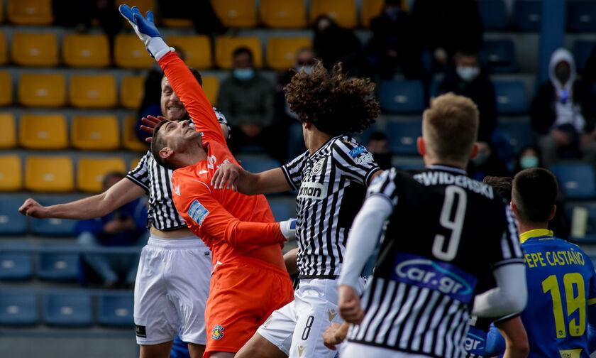 Αστέρας Τρίπολης - ΠΑΟΚ 1-1: «Στοπ» των Αρκάδων και στο Δικέφαλο του Βορρά! (highlights)