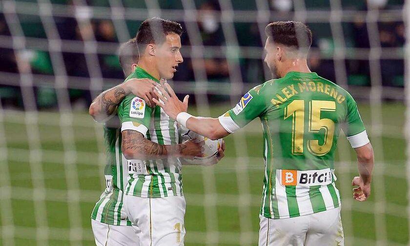 La Liga: «Φρένο» από τη Μπέτις και τώρα... τρέχει η Ατλέτικο (highlights)!