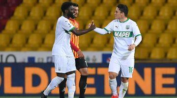 Serie A: Πέρασε από το Μπενεβέντο (0-1) η Σασουόλο (highlights)