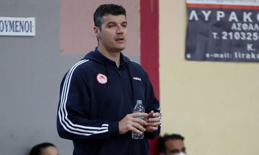 Παντελάκης: «Είμαι ευχαριστημένος για το αποτέλεσμα αλλά πιο πολύ για την αμυντική μας εικόνα»