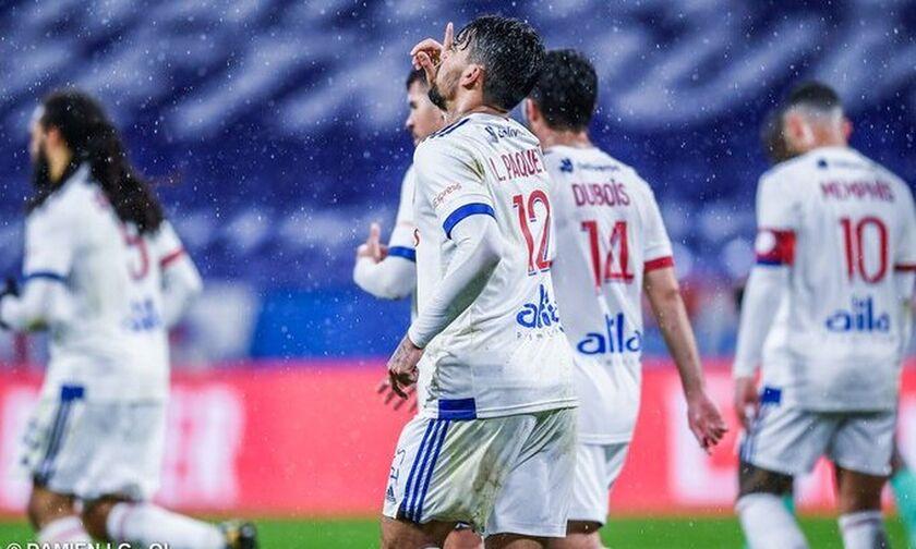 Ligue 1: Από κοντά Μονακό και Λιόν (highlights)