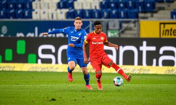 Bundesliga: Δε «Χ»άρηκε στο Χόφενχαϊμ η Λεβερκούζεν (highlights)