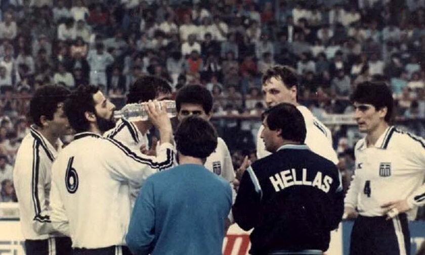 1986: Η πρόκρισης της Εθνικής βόλεϊ στο Παγκόσμιο της Γαλλίας, σε ένα ΣΕΦ-καμίνι (vid)