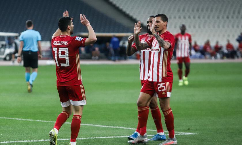 Ολυμπιακός: Πρωταγωνιστούν Χολέμπας, Μασούρας στα play off!
