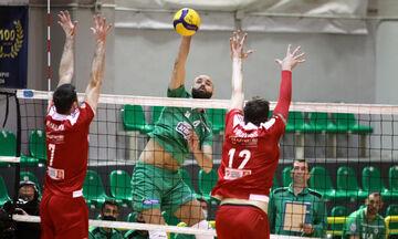 Παναθηναϊκός - Ολυμπιακός 3-2: «Πράσινη» ανατροπή και νίκη γοήτρου με λάθη... (Highlights)