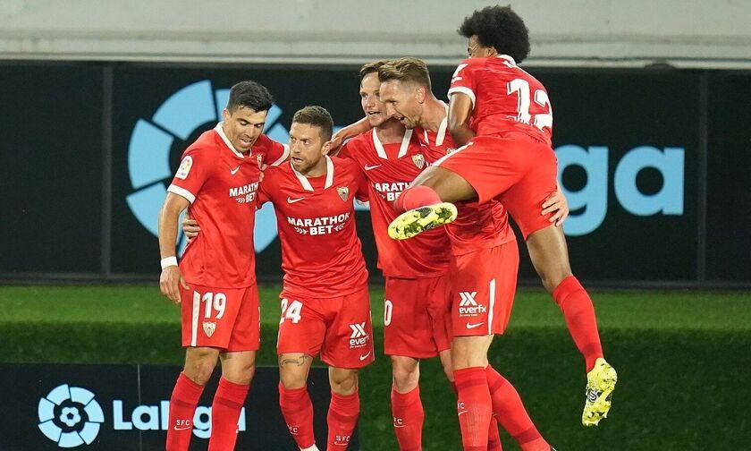 La Liga: Η ματσάρα της χρονιάς στο Βίγκο: Θέλτα - Σεβίλλη 3-4! (highlights)