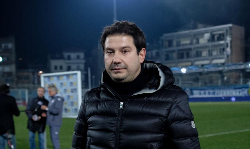 ΠΑΣ Γιάννινα - Λαμία 1-2: Γιαννίκης: «Δεχθήκαμε δύο κρύα γκολ»