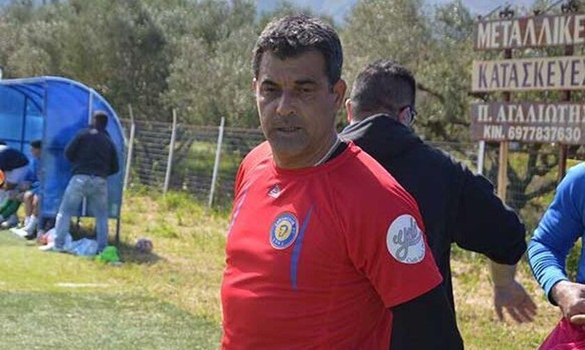 Έγραψε ιστορία ο 49χρονος Γιώργος Φιλιάς: Έγινε ο γηραιότερος ποδοσφαιριστής στη Γ' Εθνική!