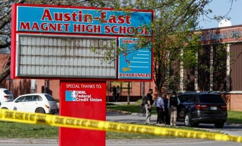 Πυροβολισμοί σε σχολείο: Νεκρός ο μαθητής - δράστης της επίθεσης, εκτός κινδύνου ο αστυνομικός