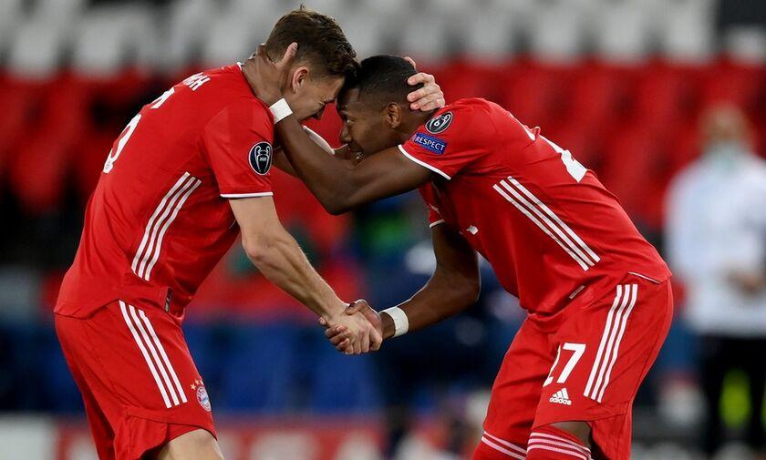 Παρί - Μπάγερν 0-1: Το γκολ των Γερμανών (vid)