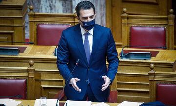 Σκρέκας: «Τον Ιούνιο ξεκινά η υπογειοποίηση των εναέριων καλωδίων του ΔΕΔΔΗΕ»