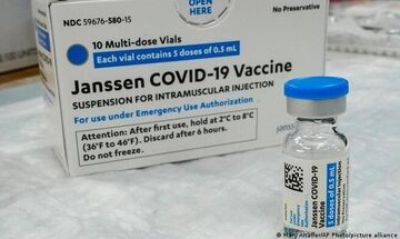 Κορονοϊός: Η Ελλάδα παραλαμβάνει τις πρώτες δόσεις του εμβολίου της Johnson & Johnson