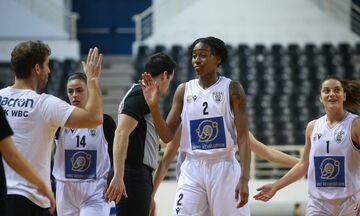 Α1 γυναικών μπάσκετ: Ο Παναθηναϊκός «φρέναρε» τα Χανιά - Νίκες για ΠΑΟΚ, Ελευθερία και ΕΦΑΟΖ