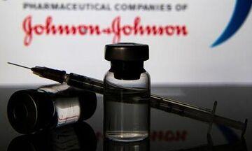 ΕΜΑ: Ανακοινώσεις ενόψει για το εμβόλιο της Johnson & Johnson