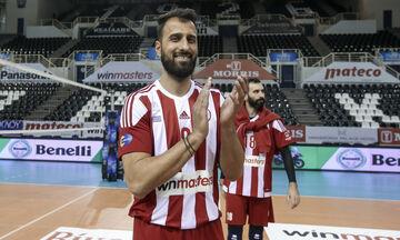 Ολυμπιακός: Ο Ανδρεάδης κατέκτησε το 7ο πρωτάθλημα, ο Εφραιμίδης το 4ο και ο Ζήσης το 2ο συνεχόμενο