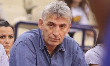 Φασούλας για εκλογές ΕΟΚ: «Η διατήρηση του «έκπτωτου» - Καθολικά αντίθετοι»