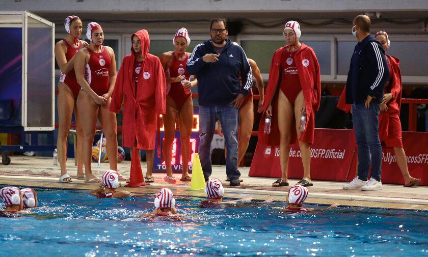 Ολυμπιακός: Συνέχεια κόντρα στον Εθνικό