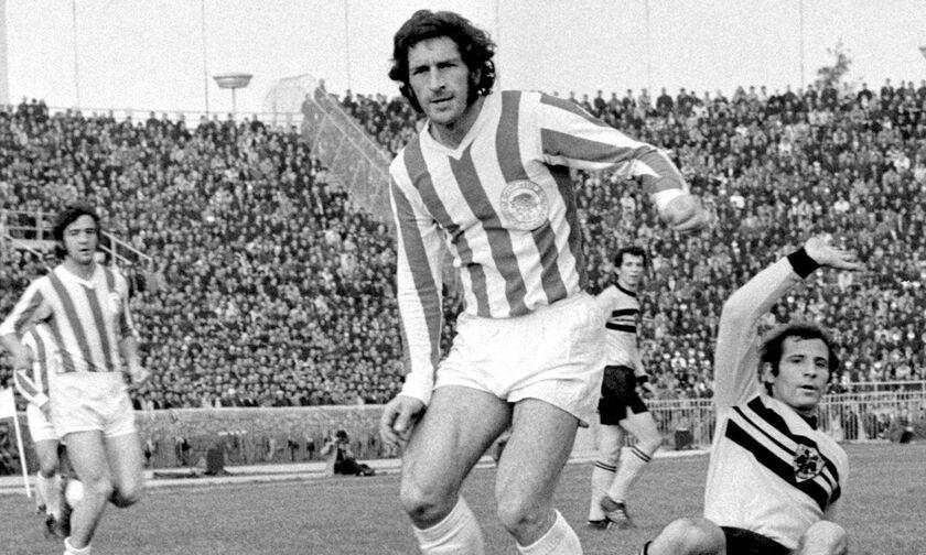1974: Ολυμπιακός - ΑΕΚ 4-0 με τρία γκολ σε διάστημα 5 λεπτών! (vid)