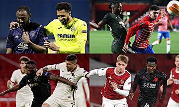 Europa League: Στα... σχοινιά Άρσεναλ και Άγιαξ, αβαντάζ για Μάντσεστερ και Βιγιαρεάλ