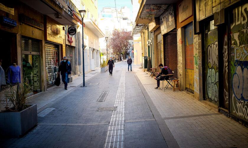 Πεζόδρομοι και πράσινο στο εμπορικό τρίγωνο της Αθήνας