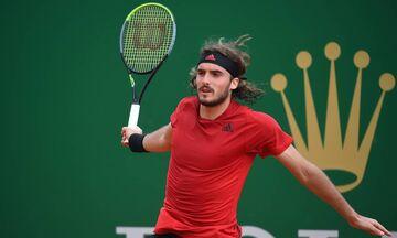 Τσιτσιπάς - Γκαρίν 2-0: Με φόρα στους «8» του Monte Carlo Masters (highlights)