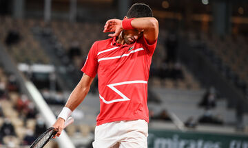 Monte Carlo Masters: Απρόσμενος αποκλεισμός Τζόκοβιτς, έφυγε από τον... δρόμο του Τσιτσιπά