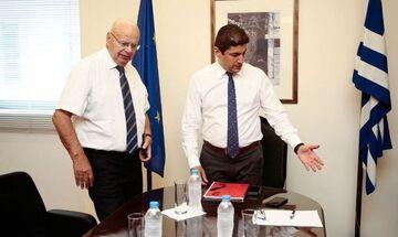 Αυγενάκης: «Η ευθύνη στο ακέραιο στον κύριο Βασιλακόπουλο.  Δεν μπορεί να είναι ξανά πρόεδρος»