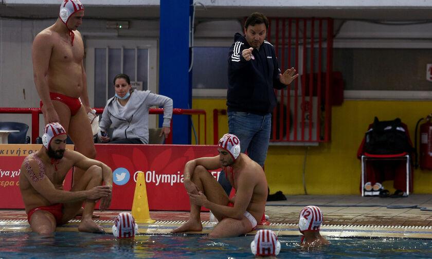 Ολυμπιακός: Με ΝΟ Χίου, Φάληρο και αναχωρεί για Ιταλία