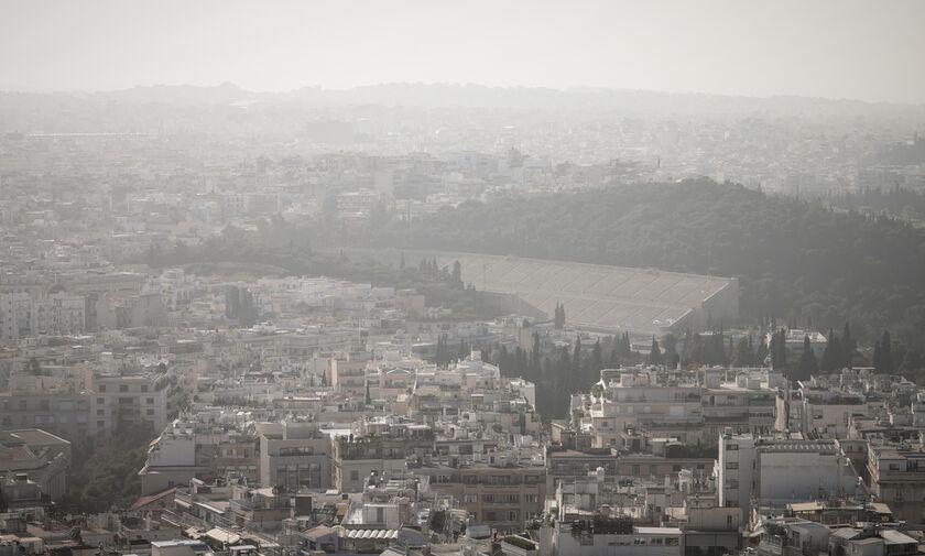 Meteo: Πού θα έχουμε άνοδο θερμοκρασίας της τάξης των 10 βαθμών και σκόνη