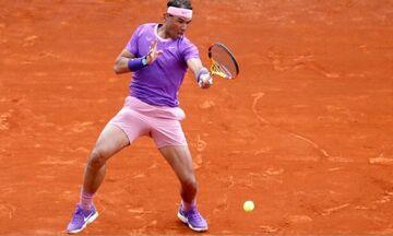 Monte Carlo Masters: Απίθανος Ναδάλ, νίκησε τον Γκριγκόρ Ντιμιτρόφ με 2-0 σετ