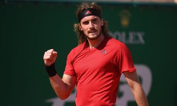 Monte Carlo Masters: Εγκατέλειψε ο Νταβίντοβιτς, στα ημιτελικά ο Τσιτσιπάς! (highlights)