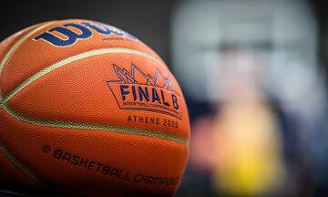 Basketball Champions League: Τα ζευγάρια του final 8