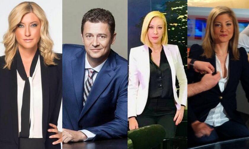 Τηλεθέαση: Κερδισμένη Κοσιώνη, επιστροφή Σρόιτερ, ξεχώρισε η Παρασκευοπούλου, προσγειώθηκε η Τζίμα