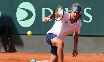 Monte Carlo Masters: Με Έβανς στα ημιτελικά ο Τσιτσιπάς