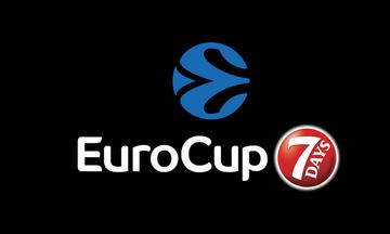Eurocup: Αλλάζει μορφή από τη νέα περίοδο