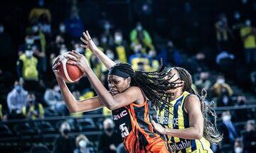 Ευρωλίγκα γυναικών: Στον τελικό Εκατερίνμπουργκ και Αβενίδα! (highlights)