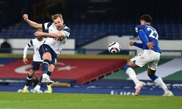 Premier League: Ο Κέιν δεν έφτασε στην Τότεναμ (2-2), αφού η Έβερτον είχε Σίγκουρντσον (Highlights)!