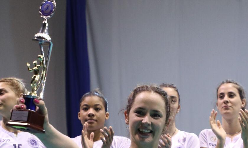 Η MVP του τελικού Μόνικα Πότοκαρ, αφιέρωσε στην ανηψιά της