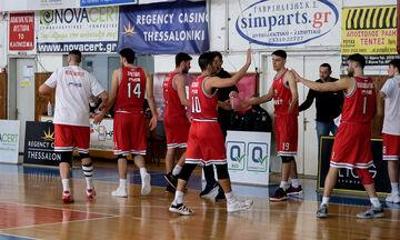 Live: Α2 μπάσκετ, Ολυμπιακός Β΄ - Πανερυθραϊκός (17:00)